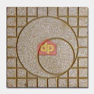 Gạch Terrazzo 300×300 (mm) – DP-30-1001 – Vàng