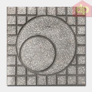Gạch Terrazzo 300×300 (mm) – DP-30-1001 – Ghi