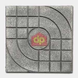 Gạch Terrazzo 300×300 (mm) – DP-30-1002 – Ghi