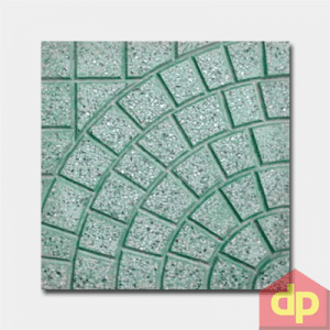 Gạch Terrazzo 300×300 (mm) – DP-30-1011 – xanh